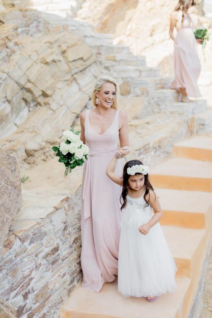 Wedding at the Greek islands