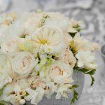 Διακόσμηση γάμου με πεώνιες