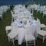 Wedding venue with seaview