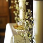 στολισμός γάμου με ορχιδέες