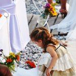 γάμος στην σκοπελο διακόσμηση