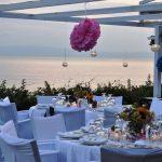 Στολισμός γάμου στην Σκόπελο