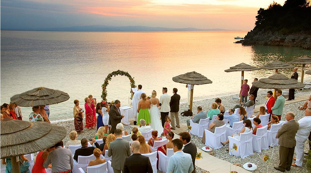 Skopelos Wedding Red Box Days