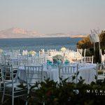 Στολισμός γάμου στο Island Βαρκιζα