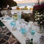 Athens seaside wedding deco00046
