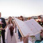 Τελετή γάμου στον Αγιο Νικόλαο ανάβυσσος