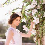 Δεντρο με λουλουδια για γάμο