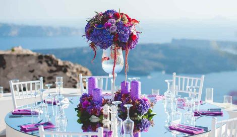 Florist in Greece