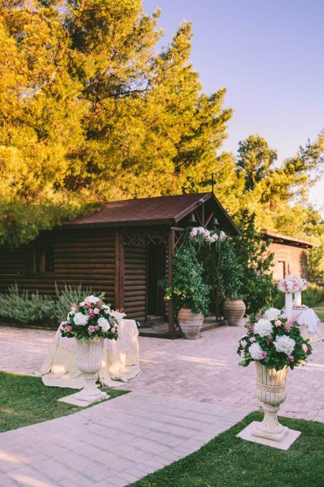 Γάμος στο Polo club
