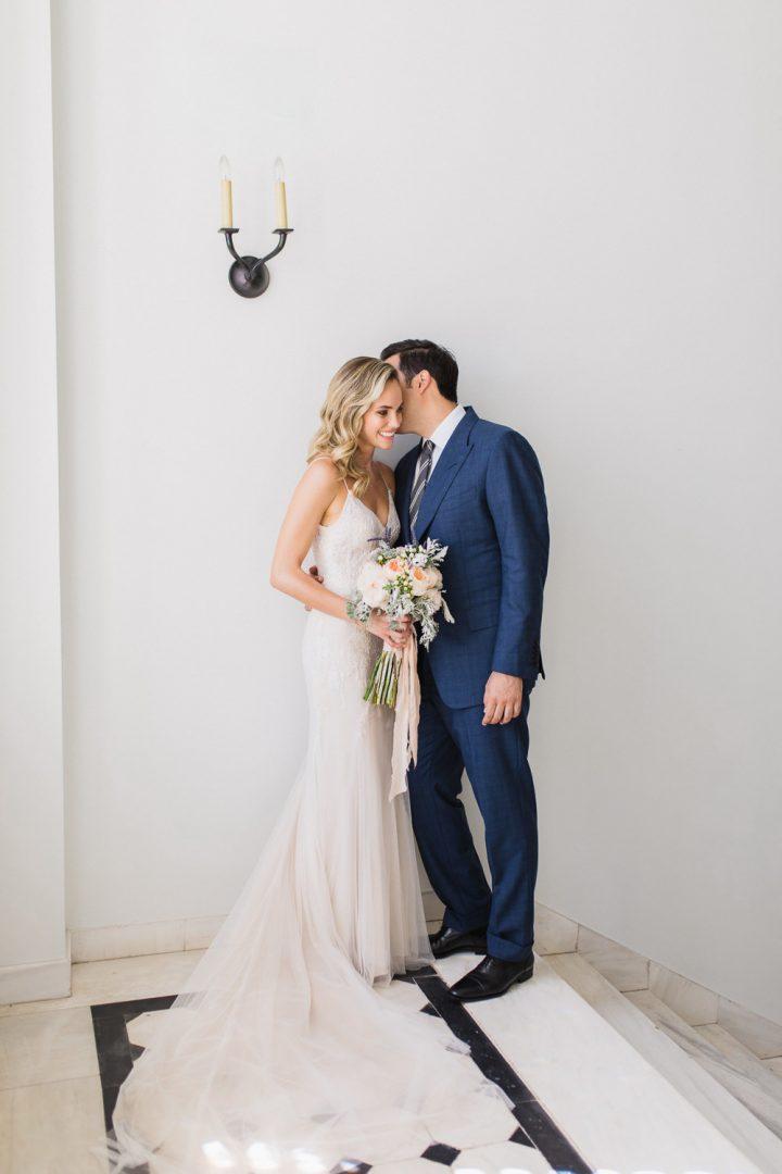 Spetses wedding decoration
