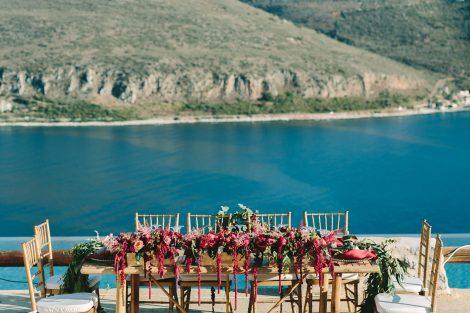 Γάμος στο Πέτρα και φώς