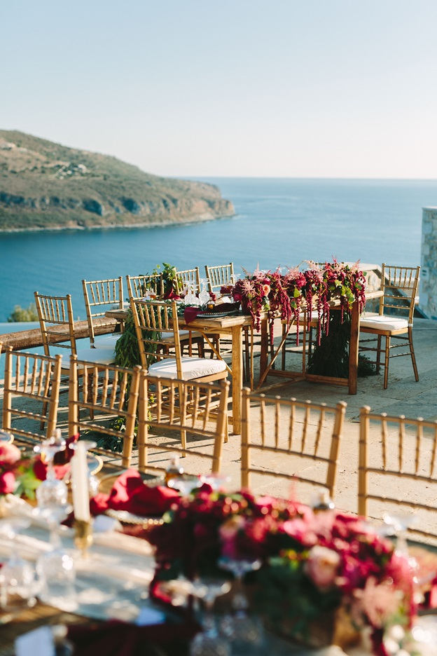 Mani wedding flowers