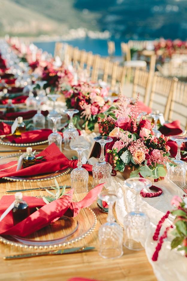 Wedding at Petra kai Fos Mani Greece