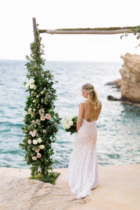 ios island wedding