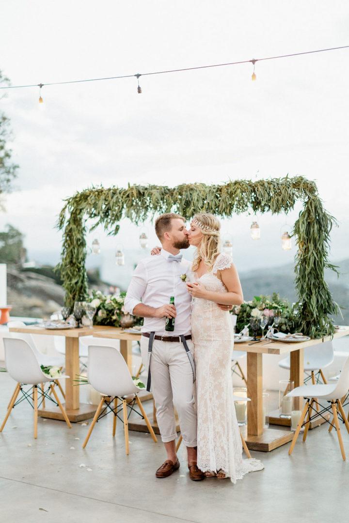 Ios wedding decoration