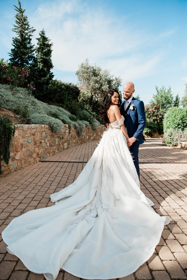 Pyrgos Petreza Athens wedding