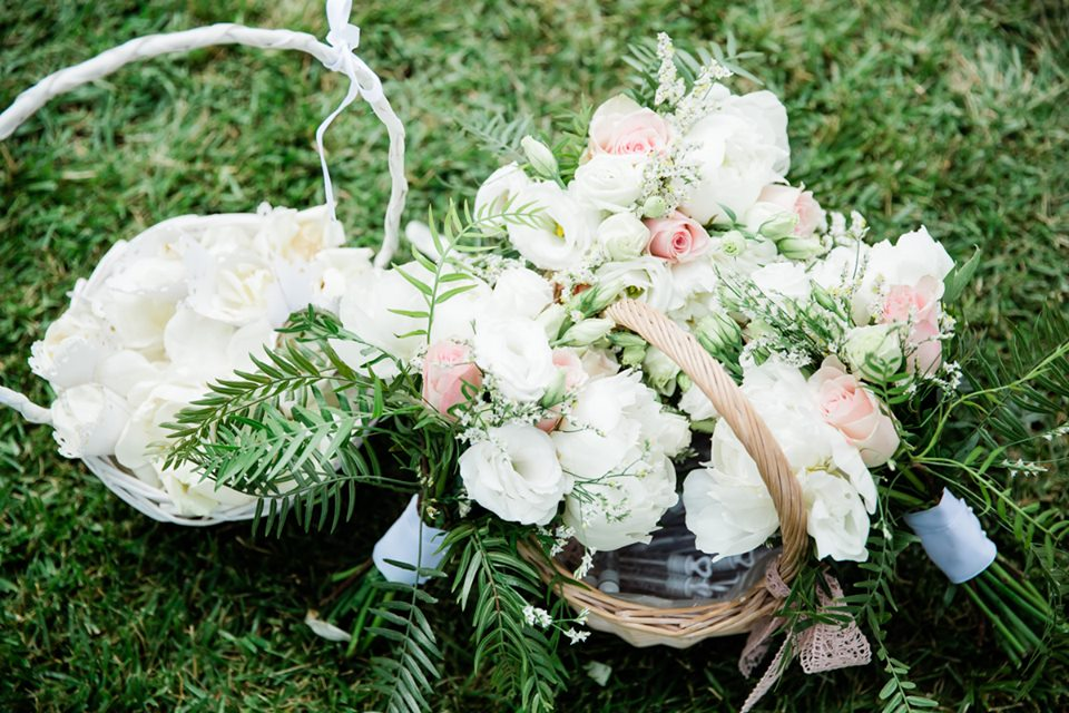 Athens wedding flowers