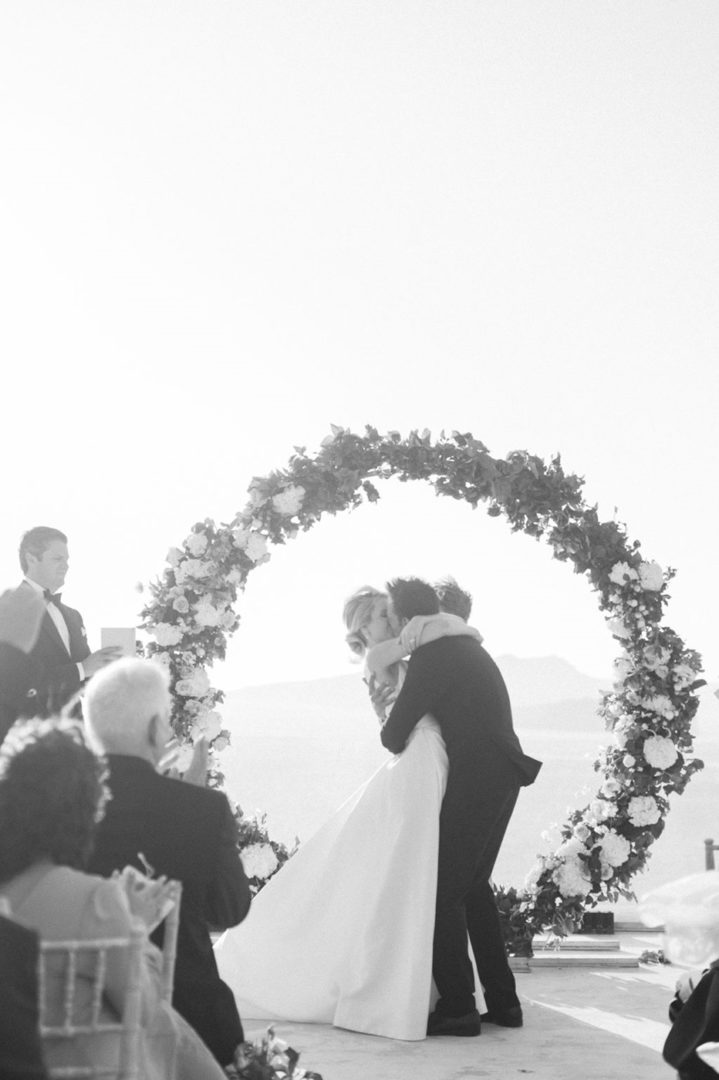 Wedding arch by Redboxdays.gr
