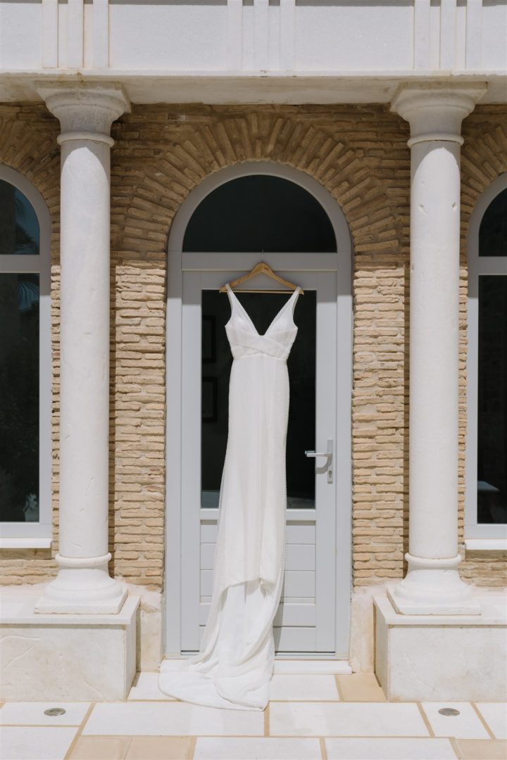 Wedding in Paros, Greece