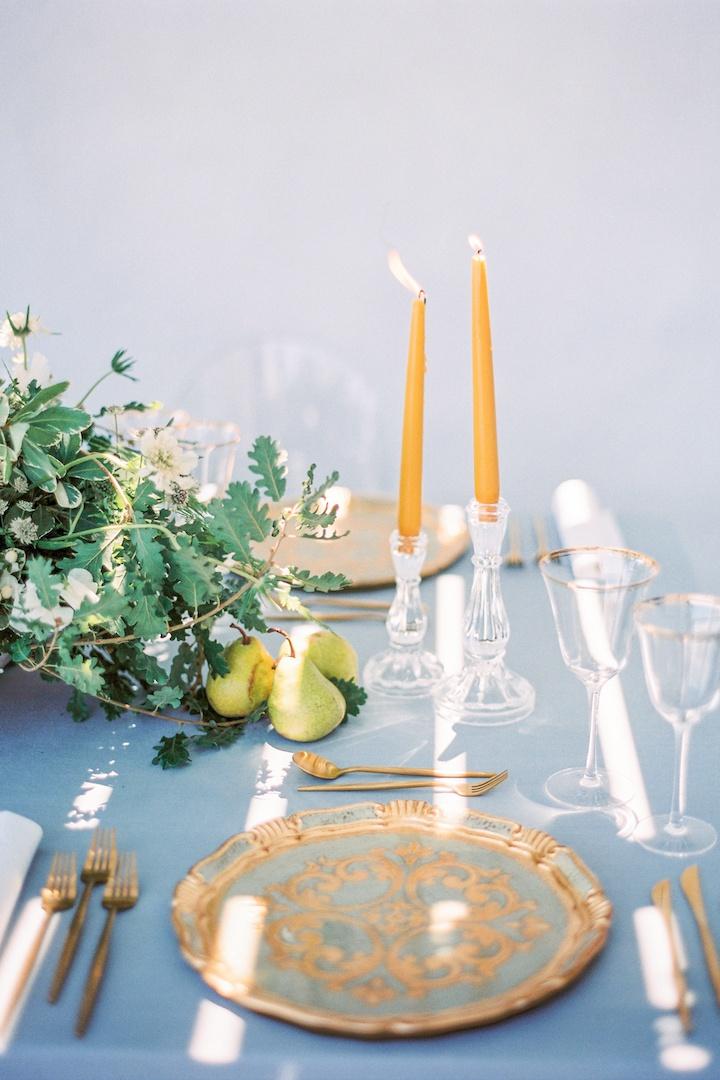 Paros wedding floral decoration