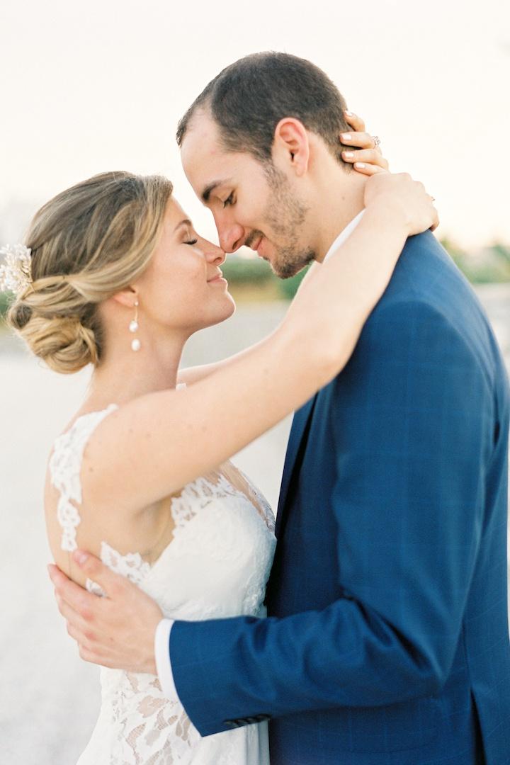 Destination wedding in Paros island