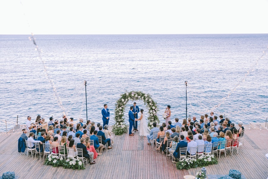 Summer wedding in Sifnos island