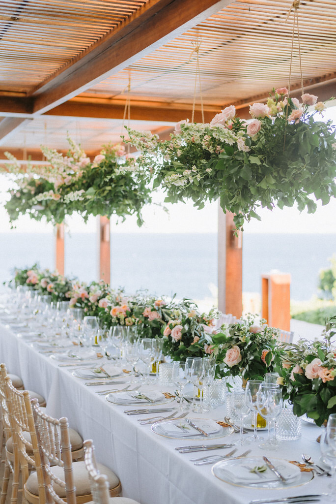 Summer wedding in Athens Riviera, Greece