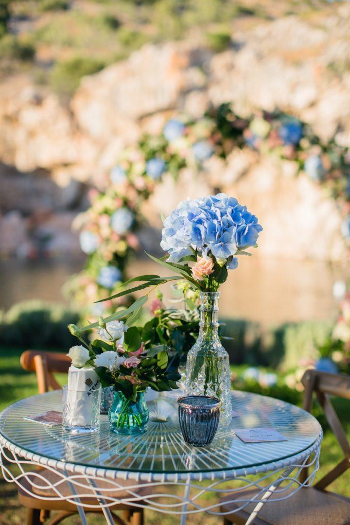 Redboxdays Athens weddings flowers decoration