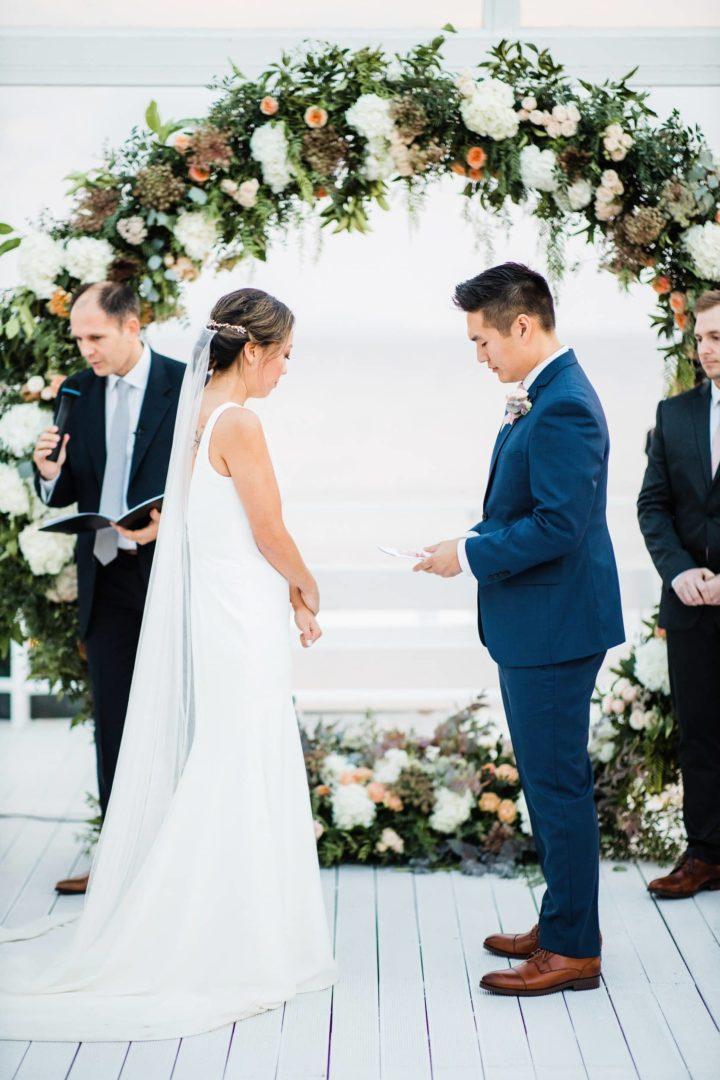 Autumn wedding in Greece